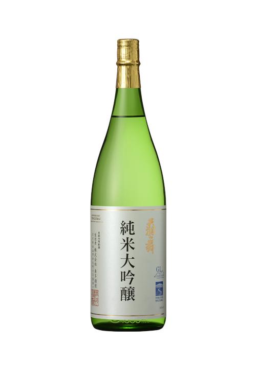 GI白山 純米大吟醸(白山菊酒)